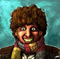 The Fourth Doctor by Mr-Marzipan