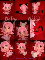 Mew Berry plush version by Momoiro-Botan