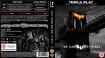The Dark Knight Rises Blu-Ray Cover by CrustyDog