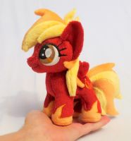 Blaze Gust Mini by fireflytwinkletoes