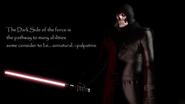 The Dark side by TheImperialCombine
