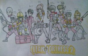 Titan Fortress 2 by Fil101