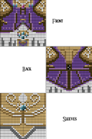 T. P. Zelda Outfit With Grid by inuyasha222
