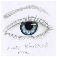 Andy Biersack eye by Icetalon-the-Warrior