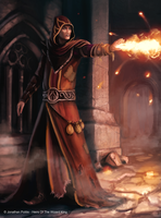 [CM] Heirs Of The Wizard King - Orange Leader by bearcub