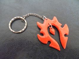 Hordish Keychain by PsychoBG