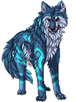 :CO: Blue moon by DodoIcons
