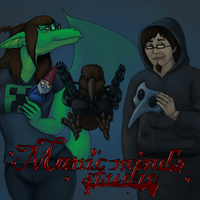 ManicMindsStudio commission by BestrafexMich