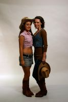 cowgirls by BlankStock