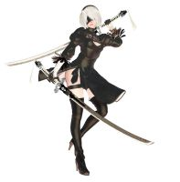 [MMD] YoRHa 2B DL Updated v1.1 by arisumatio