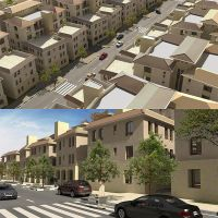 JEDDAH HOUSING PROJECT by solowarrior