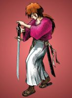 Sword Meditation by Danosuke