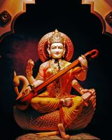 Hindu Goddess by Bass4819