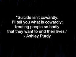 Ashley Purdy Quote of the Day by isabella19