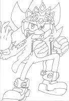 Super Scourge-Uncolored by glaciethewolf