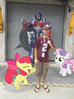Transformers are cool! by TokkaZutara1164