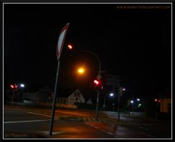 Traffic lights - part one by Miarath