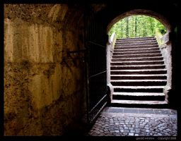 Stairway to Uncertainty by GeraldWinslow