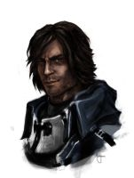 Dishonored: Corvo Attano by Miklche04