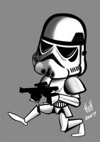 stormtrooper by 7thorserider