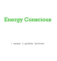 energy conscious by rainingcrow