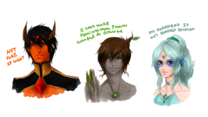 I TRIED TO SEMIREALISTIC by Pharos-Chan