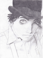 Gerard Way by wispered