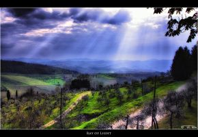 Ray of Light by Marcello-Paoli