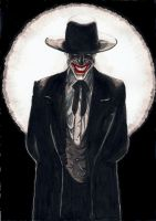 Joker in the Spotlight by THANITH-CS