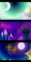 Spyro Levels 1 by LittleMissTwitchy