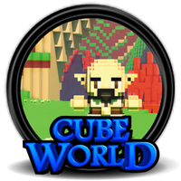 Cube World by Alchemist10
