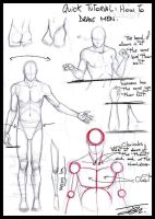 Tuto: How draw men part.I by NienorGreenfield