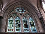Stained glass Cathedral by Spedding-Stock