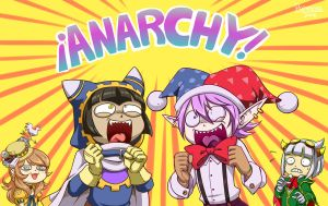 We want some ANARCHY!! by Primrose-Rachel