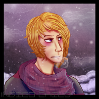 IC: unusual scarfs and comfortable sweaters by king-satan