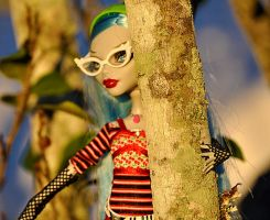Ghoulia Yelps by RxJoker