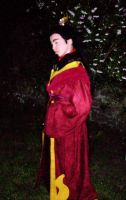 Ozai cosplay side view by Caranth