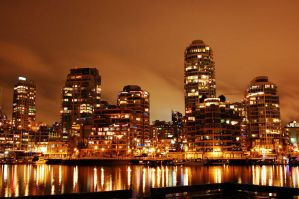 Vancouver by AGuan