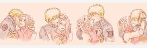 NaruSaku: Affection by MuseSilver