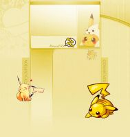 Pikachu Youtube BG Request by SteliosStaR