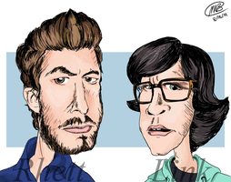 Good Mythical Morning by MPL52293