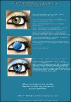 Gradient Eyes for Beginners by gwagirl1
