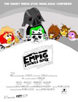 Angry Birds Star Wars: The Empig Strikes Back by FanAngryBirds