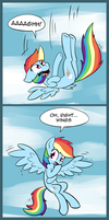 Falling with style - NATGIV Day 5 by Whatsapokemon