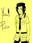 APH Yellow Police:China by IsThisIntelligent