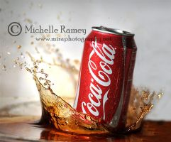 Coca Cola by MichelleRamey