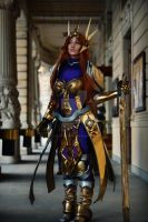 League Of Legends Leona Cosplay by Katsurag