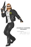 Anarchy Riders member by Dangerman-1973