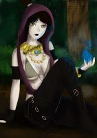 Morrigan Witch of the Wilds by misspants12