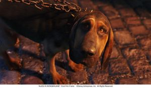 The Blood Hound - film still by AliceInWonderland